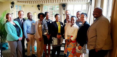 Tameika Watson becoming its first female president.